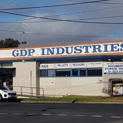 GDP Front